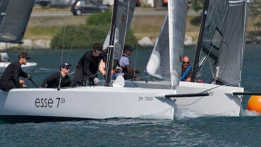 Ausschreibung 2. Internationale esse750-Regatta