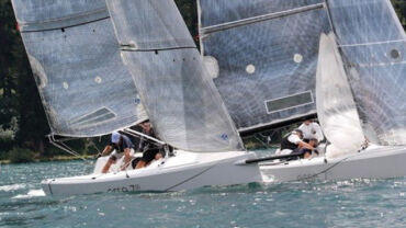3. Internationale esse750-Regatta